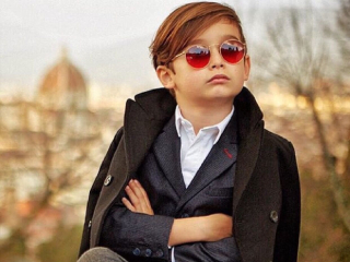 очки для мальчика фото