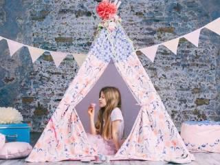 детские игровые палатки фото