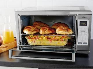 электродуховка на кухне фото