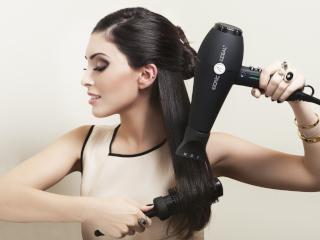 фен для волос фото
