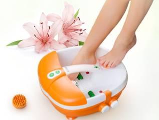 Гидромассажные ванночки для ног фото