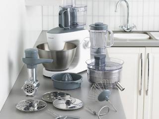 кухонный комбайн многофункциональный фото
