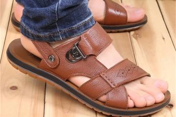 сандалии мужские фото