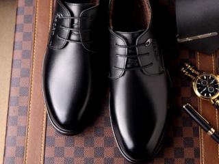 черные мужские туфли фото
