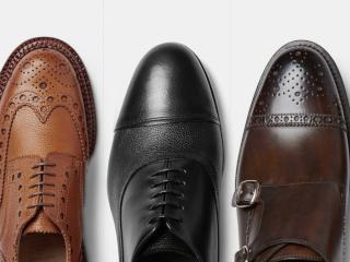 классическая мужская обувь фото