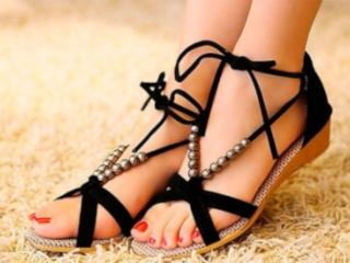 красивые сандали женские фото
