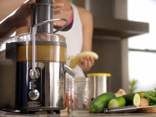 соковыжималка на кухне фото