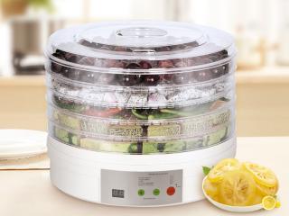 сушка электрическая для овощей и фруктов фото