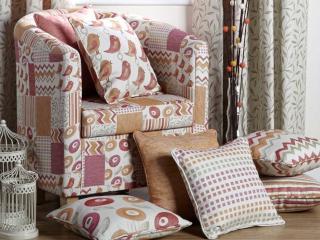 текстиль домашиний в интерьере фото