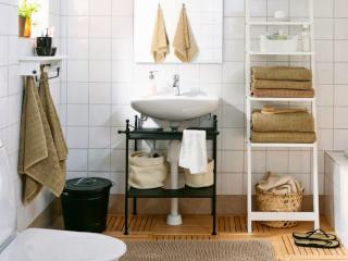текстиль для ванной фото